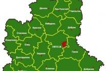 Интерактивная карта России пополнилась «убитыми» липецкими дорогами