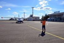 В международном аэропорту «Липецк» закрыли два рейса