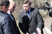 Липецкий депутат Александр Афанасьев не может решить дорожные проблемы района Опытной станции без губернатора?