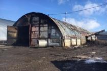 Причиной возгорания на липецком овощехранилище могло стать короткое замыкание