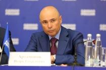 Медиарейтинг губернатора Липецкой области Игоря Артамонова за ноябрь немного подрос