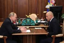 Олега Королева на посту губернатора Липецкой области сменил банкир Игорь Артамонов