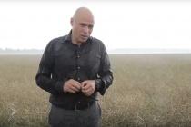 Новость о строительстве мусоросжигательных заводов Игорь Артамонов прокомментировал под проливным дождём