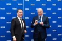 Игоря Артамонова утвердили в должности секретаря липецкого отделения «Единой России»