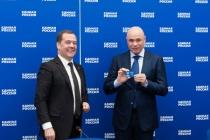Вступление в «Единую Россию» помогло Игорю Артамонову продвинуться в рейтинге губернаторов