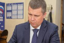 Вице-губернатор Дмитрий Аверов пожелал решать вопросы на федеральном уровне