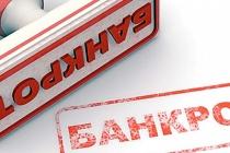 В Липецкой области отмечается сокращение числа корпоративных банкротств