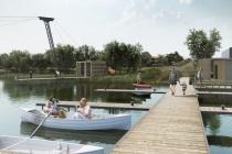 В Липецкой области закончили ремонт набережной за миллионы Минстроя