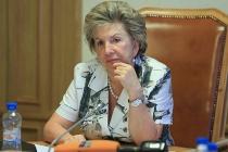 Экс-депутат Госдумы Евдокия Бычкова присоединилась к замам спикера липецкого горсовета