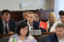 Глава Липецка Евгения Уваркина посоветовала депутату-коммунисту баллотироваться в мэры