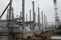 Строительство перинатального центра в Липецке за 1,8 млрд. рублей идёт без отставаний