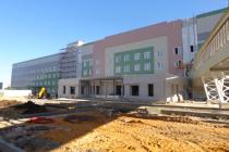 Открытие современного перинатального центра за 1,5 млрд рублей в Липецке перенесено на июль 2016 года