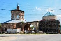 Власти Ельца остались равнодушны к древнему памятнику архитектуры Липецкой области