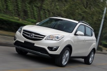 В Липецкой области «Моторинвест» вместо внедорожника Great Wall Hower H намерен наладить выпуск автомобиля Changan