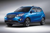 В Липецкой области компания «Моторинвест» начнет сборку внедорожников Changan осенью 2016 года