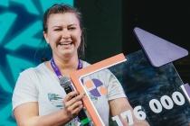 Липецкая аспирантка на «Тавриде» выиграла грант в 176 тыс. рублей