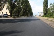 В Липецке пока отремонтировано семь уличных магистралей