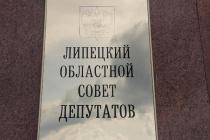 Кандидатов в депутаты Липецкого облсовета обяжут предоставлять избирателям данные о своих судимостях