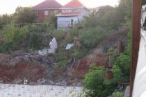 Строительство высотки в частном секторе района Дикое в Липецке грозит обрушению домов