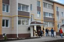 В Липецке сдали очередной дом для переселенцев из ветхого жилья