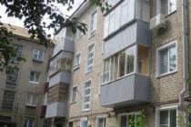 В Левобережном районе Липецка завершился капитальный ремонт двух многоквартирных домов