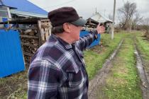 В век инноваций и нанотехнологий жители липецкого села мечтают о дорогах и газе