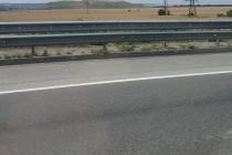 В Липецкой области реконструируют автодорогу Ягодное-Каменка