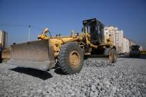 Подрядчик начал осваивать 100 млн рублей на строительстве дороги в микрорайоне Елецкий
