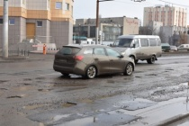 Липецкие власти «наказали» подрядчиков на 11 млн рублей за «убитые» дороги