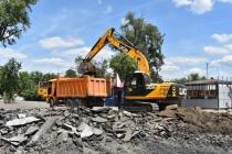 Липецкие власти могут разорвать контракт с московской компанией «Руслан-1» из-за медлительности дорожников