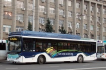 Партия из пяти электробусов за 82,5 млн рублей прибудет в Липецк к концу 2018 года