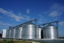 В Липецком районе компания «Агро-Элеватор» построила новое зернохранилище мощностью 40 тыс. тонн