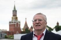 Глава ЛДПР Владимир Жириновский окрестил липецкую власть «мафией»