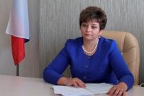 Владимир Путин оставил на второй срок председателя Елецкого городского суда Римму Гольтяеву