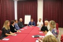 Выездной совет депутатов проверил реализацию системы раздельного сбора мусора в Липецке