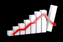 Количество новый предприятий в Липецкой области сокращается от месяца к месяцу