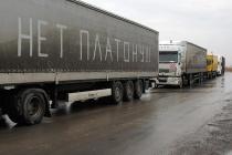 Большегрузам в Липецкой области усложнили объезд платного участка «Автодора»