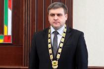 Липецкий вице-губернатор Сергей Иванов официально пересел в кресло главы города