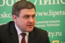 Глава Липецка Сергей Иванов перестал быть самой медийной фигурой в ЦФО
