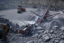Кризис помешал крупному производителю щебня в Липецкой области построить новые производственные объекты