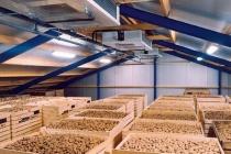 Липецкий «АгроРегион» отложил строительство третьей очереди своего овощехранилища на 2016 год