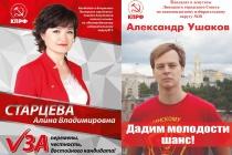 Коммунистам удалось заручиться поддержкой избирателей на довыборах в липецкий горсовет