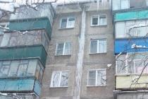 Жители Липецка посчитали «борьбу с сосульками» чиновников и липецких коммунальщиков неэффективной