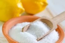В Липецкой области московские инвесторы построят завод по производству лимонной кислоты