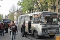 Липецкие власти подкинут 60 млн рублей частным перевозчикам