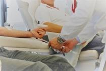 Вместо станции переливания крови в Ельце откроют кабинет при больнице