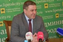 Мэр Липецка Сергей Иванов за год разбогател на 300 тысяч рублей