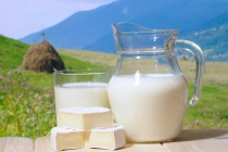К концу 2017 года в Липецкой области планируют производить 330 тыс. тонн молока в год