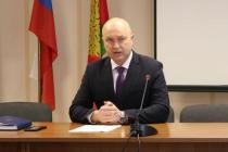 Руководителя Долгоруковского района отстранили от занимаемой должности в связи с уголовным делом