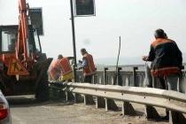Липецкие дорожники за 20 млн рублей отремонтировали мост в селе Березовка Становлянского района